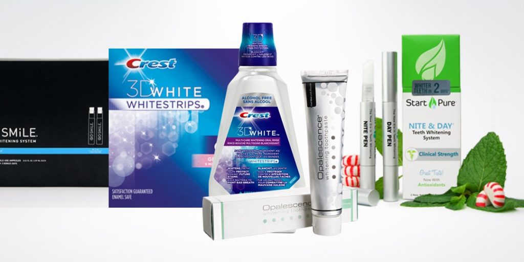 whitening solutions