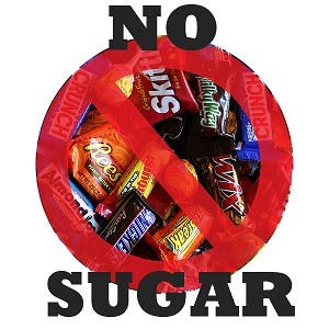 cut out sugars
